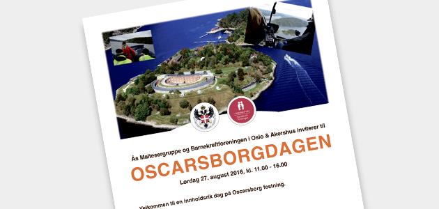 Oscarsborgdagen 2016