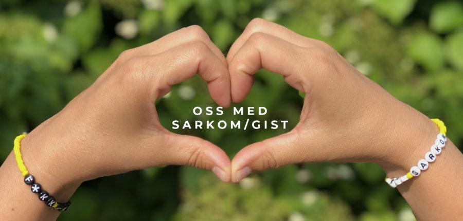 Oss med Sarkom-GIST