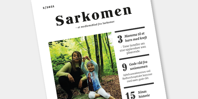 Forsidebilde Sarkomen 2021-2